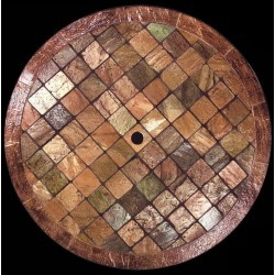 LaGrand Mosaic Table Top