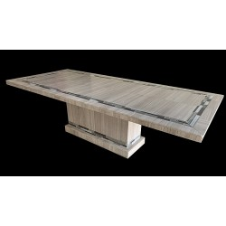 Velen Stone Tile Dining Table