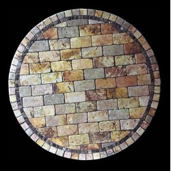 Florence Mosaic Table Top