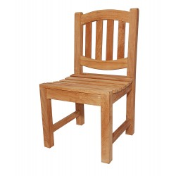 Teak Kingston Dining Chair