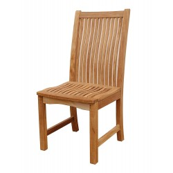 Teak Chicago Dining Chair