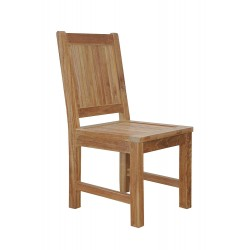 Teak Chester Dining Chair