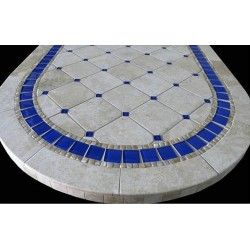 Azul Mosaic Table Top