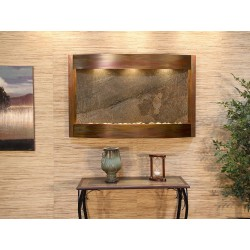 Calming Waters Wall Mount Waterfall
