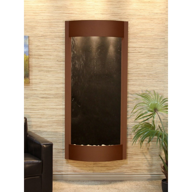 Pacifica Waters Vertical Wall Mount Waterfall
