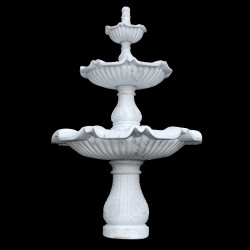 Marble Raffaldini Tier Fountain with Copia