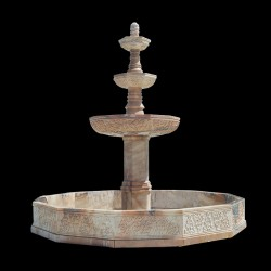 Marble Three Tier Fountain...