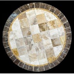 Irina Mosaic Table Top