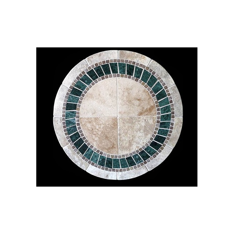 Greenfield Mosaic Table Top