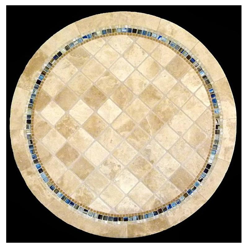 Devonaire Mosaic Table Top