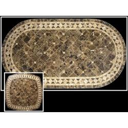 Torino Mosaic Table Top