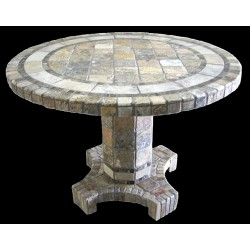 Rio Agea Stone Tile Dining Table