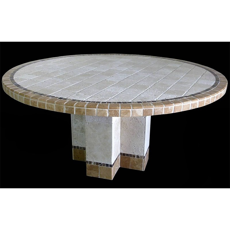 Kay Largo Mosaic Table Top