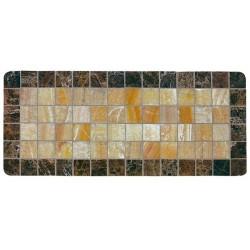 Honey Onyx Mosaic Table Top