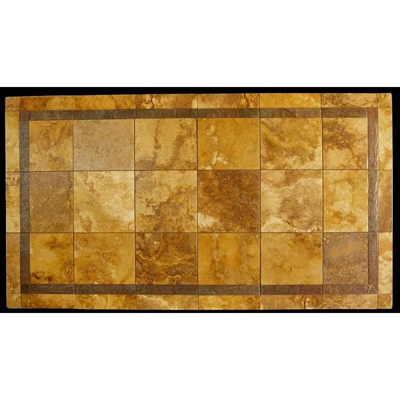 Desert Sunset Mosaic Table Top