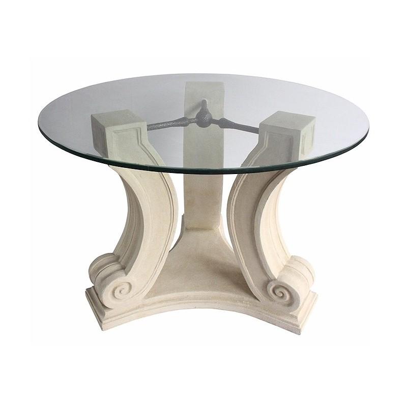 Regency Limestone Dining Table Base