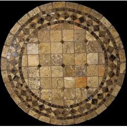 Vineyard Mosaic Table Top