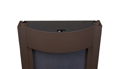 Outdoor Hood (sealed for outside use)